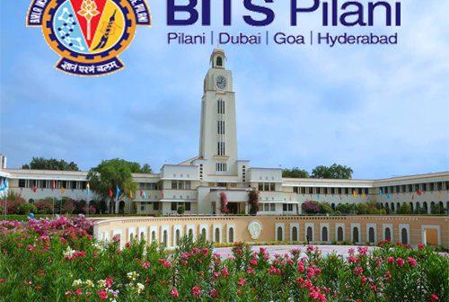 Bits pilani, admissions, 2016