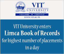 VIT University LIMCA Book of Record