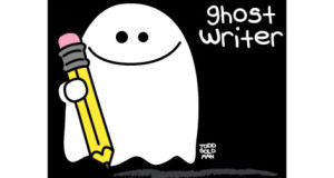 Word of the day – Ghostwriter