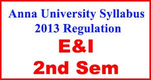 Anna-University-Syllabus-2013-Regulation-2nd-Sem-E&I