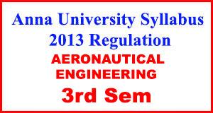 Anna-University-Syllabus-2013-Regulation-3rd-Sem-AERONAUTICAL-ENG