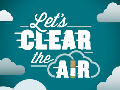 clear the air